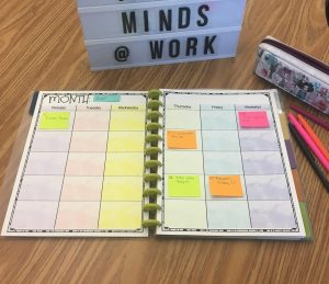 This EDITABLE and easy to customize & personalize teacher planner will help you get organized, manage your time more effectively, increase your productivity, and stay focused so you can be the most successful this year. You can customize the lesson planner to meet your needs. Organization for teachers by a fellow teacher. Also available a non-editable and black & white version of the planner. Choose your cover from 15 different designs.