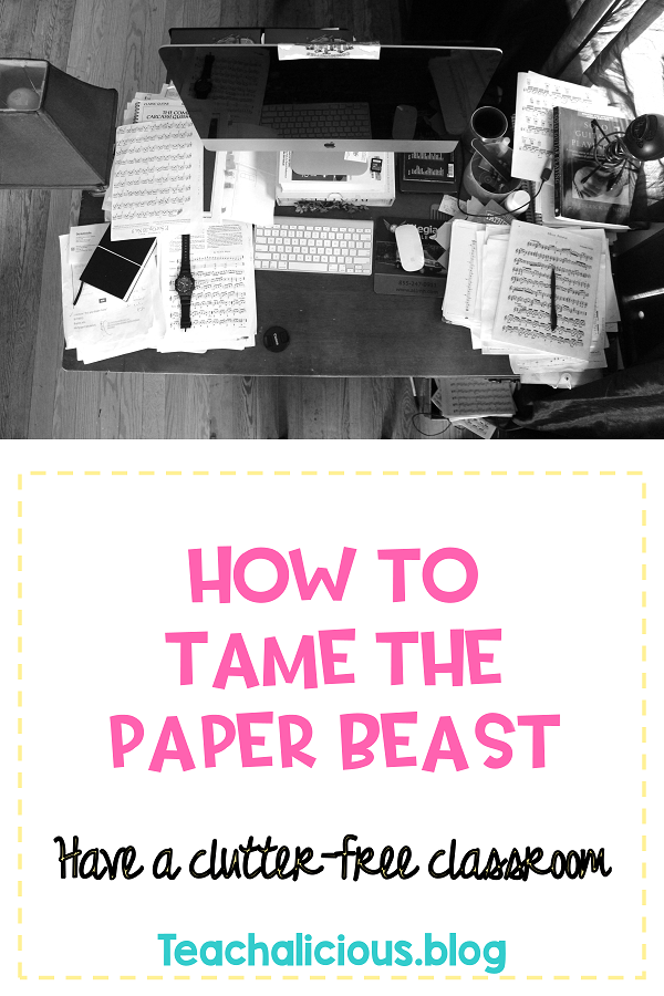 An organized teacher starts with effective paper organization in the classroom. Grab some good ideas and tips on how to keep desks clutter-free, your lesson plans and worksheets ready, and student work in one place. Find ways to save time and be more effective with the use of hanging files and some handy bins from the dollar store.