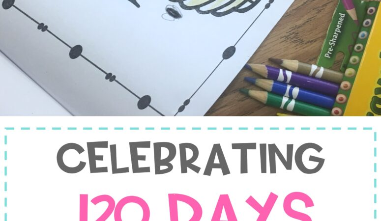 Celebrating the 100th Day of School is so Last Year
