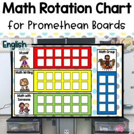 Cover (E) Math Stations Rotations