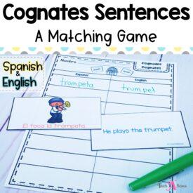 Cover Cognate Sentences
