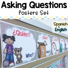 Cover Question Posters