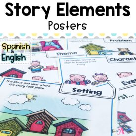 Cover Story Elements